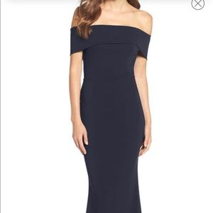 Katie May formal dress -Legacy Crepe Body-Con Gown